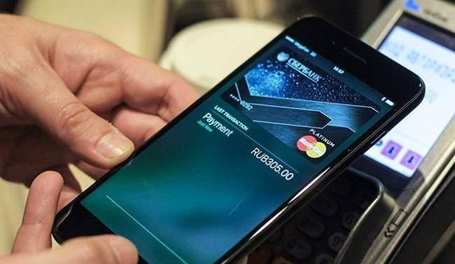 Apple Pay в Сбербанке