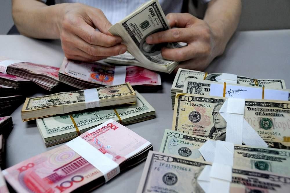 Пересчет и проверка подлинности валюты