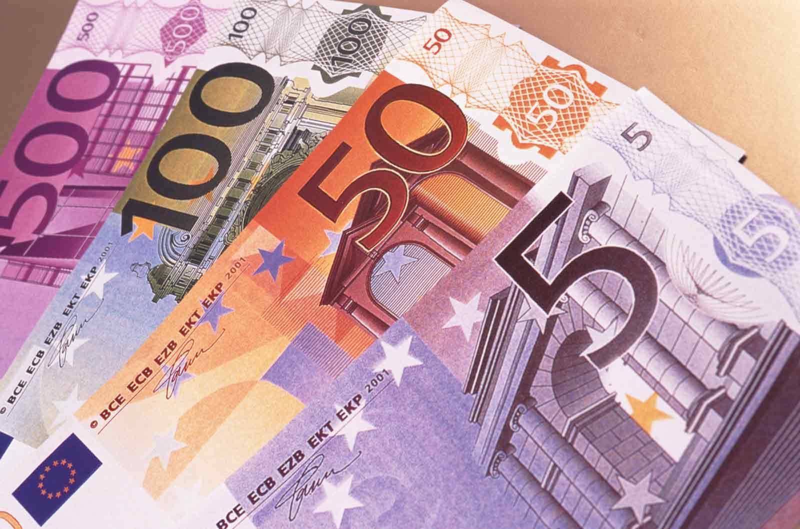 Процентная ставка по депозиту в евро стабильная