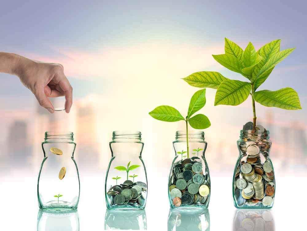 Начисляется инвестиционный доход