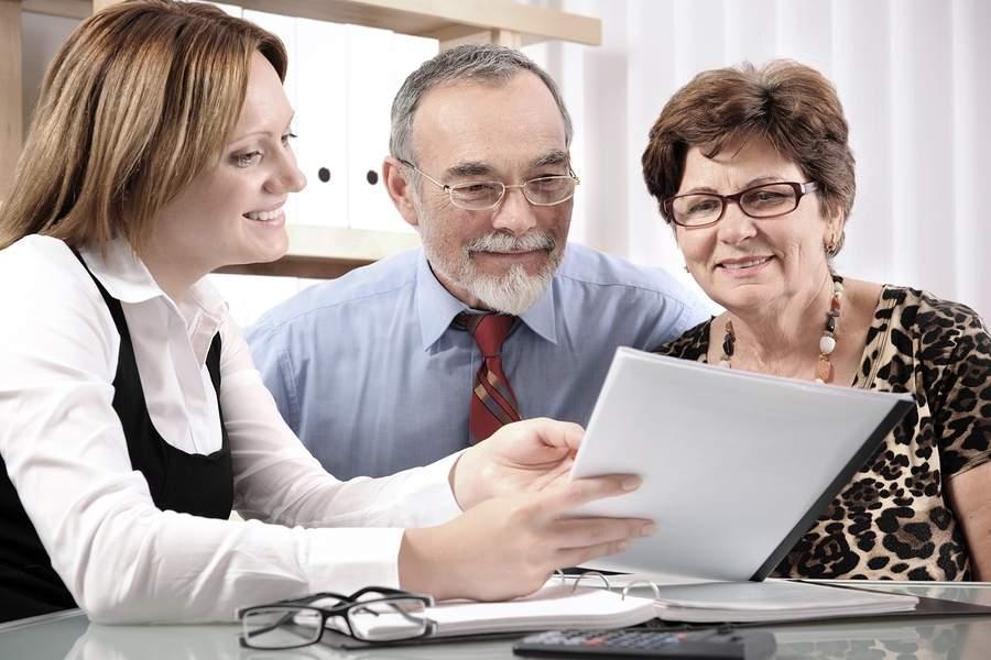 Процентные ставки для пенсионеров