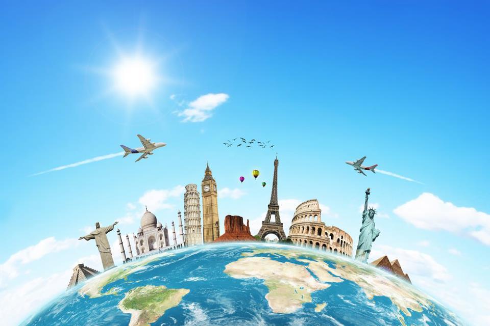 Отправиться в путешествие за границу