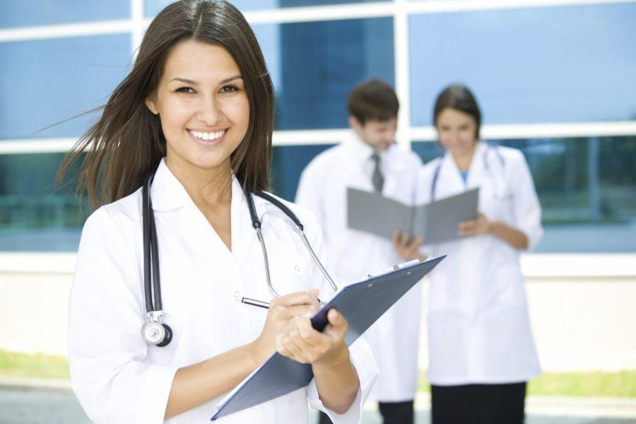 Оказание медицинской помощи