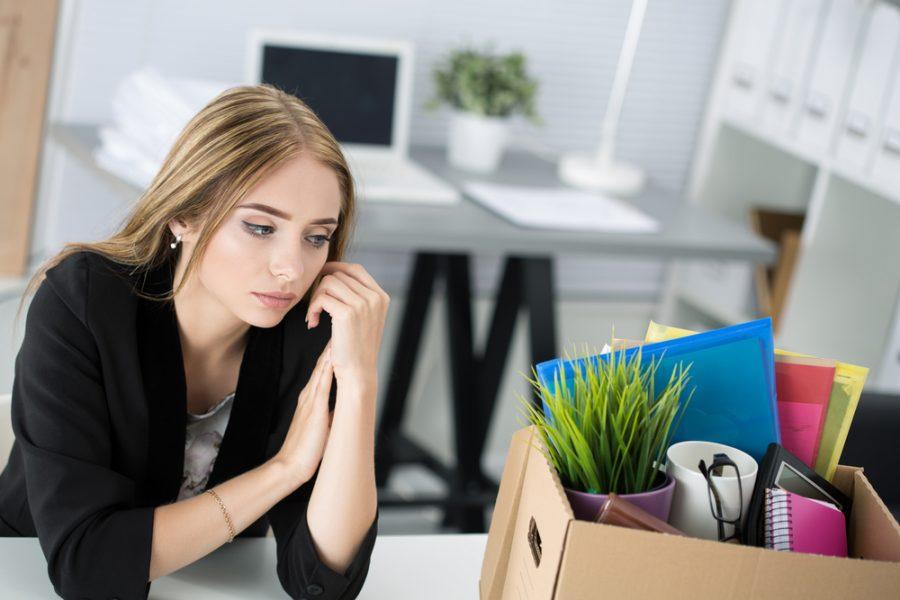 Потеря работы не по вине страхователя