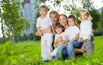 Ипотека многодетным семьям в Сбербанке