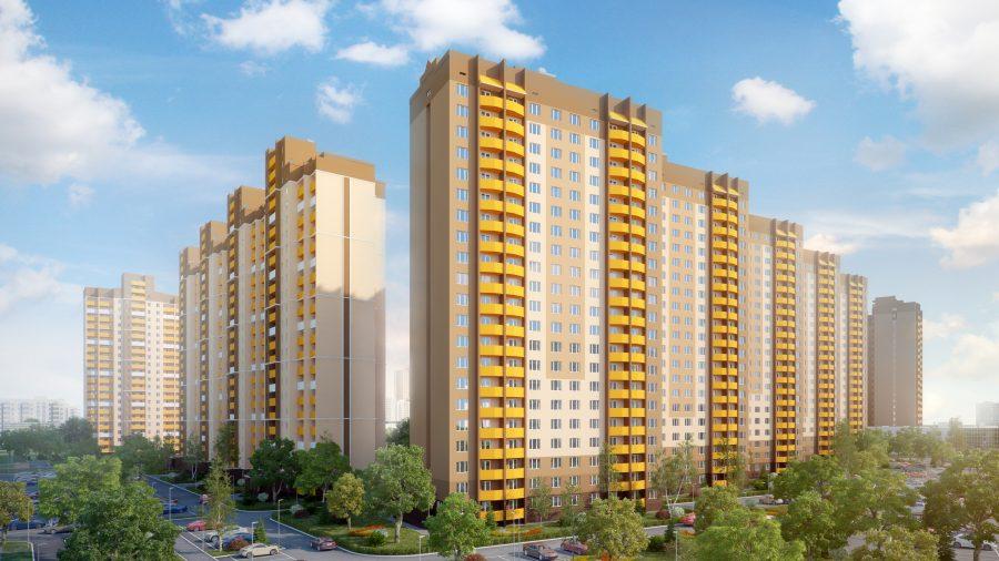 Выбрать первичный тип жилья