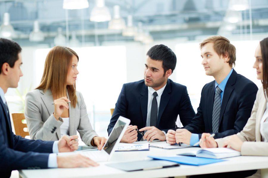 Оказание помощи в деловых переговорах
