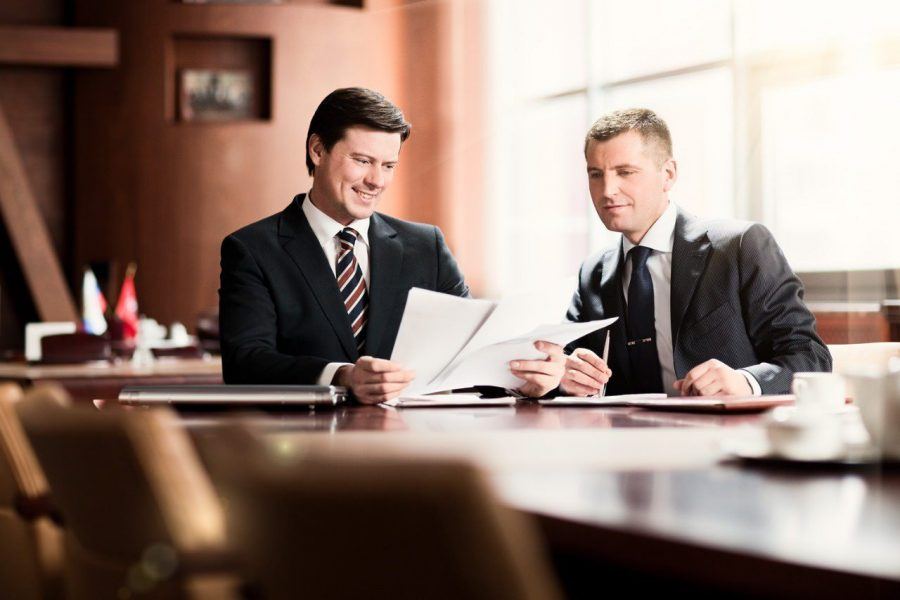 Участие в сделке с недвижимостью