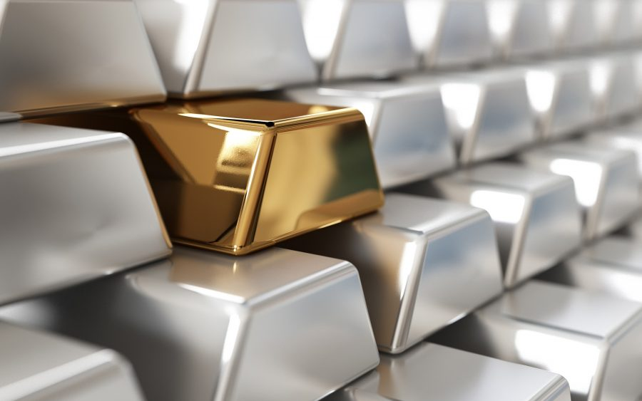 Вложить деньги в золото в сбербанке