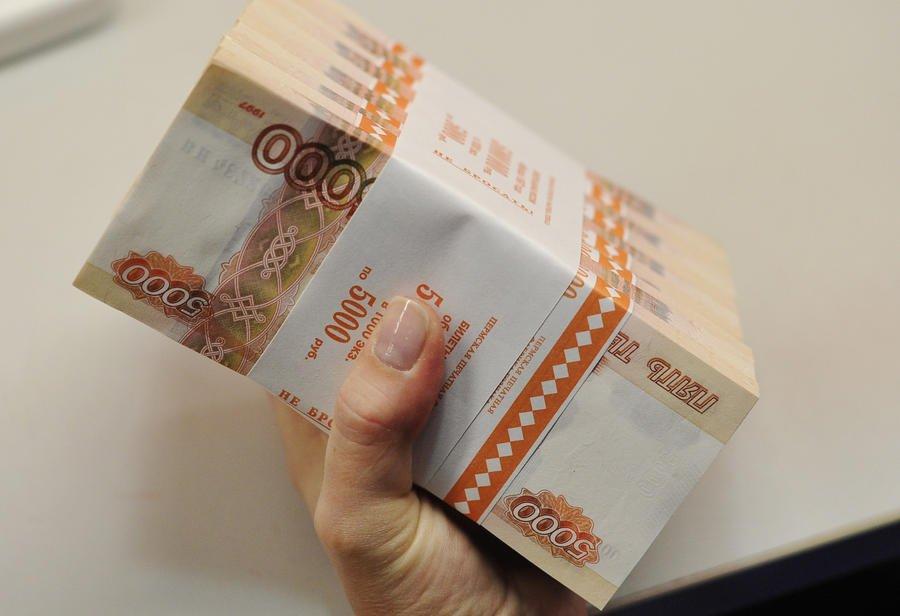 Сумма на счетах в сбербанке