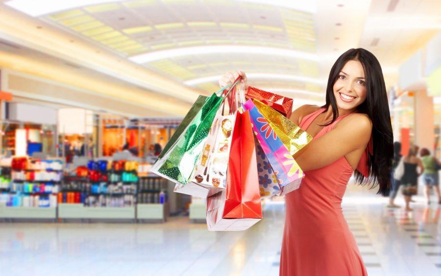 Скидки при совершении покупок