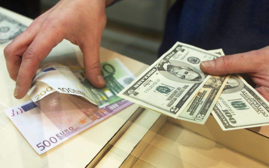 Покупка иностранной валюты