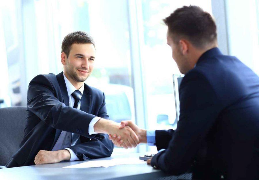 Беседа с менеджером кредитной организации