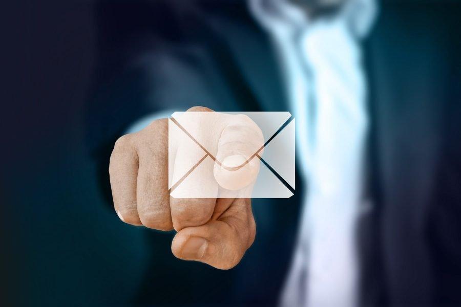 Отправить сканы документов на электронную почту