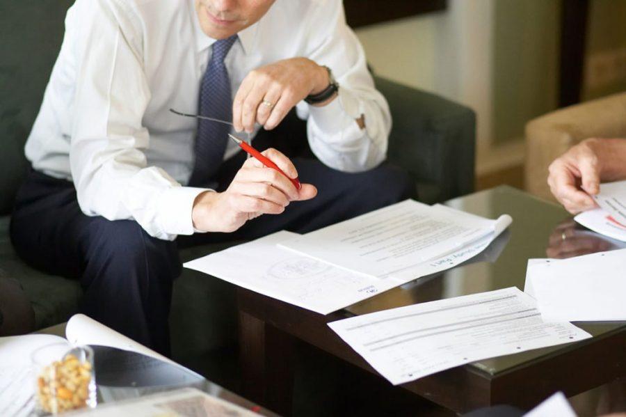 Оформление в страховой компании