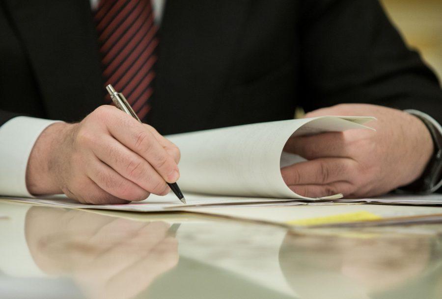 Подписать разрешение на обработку данных