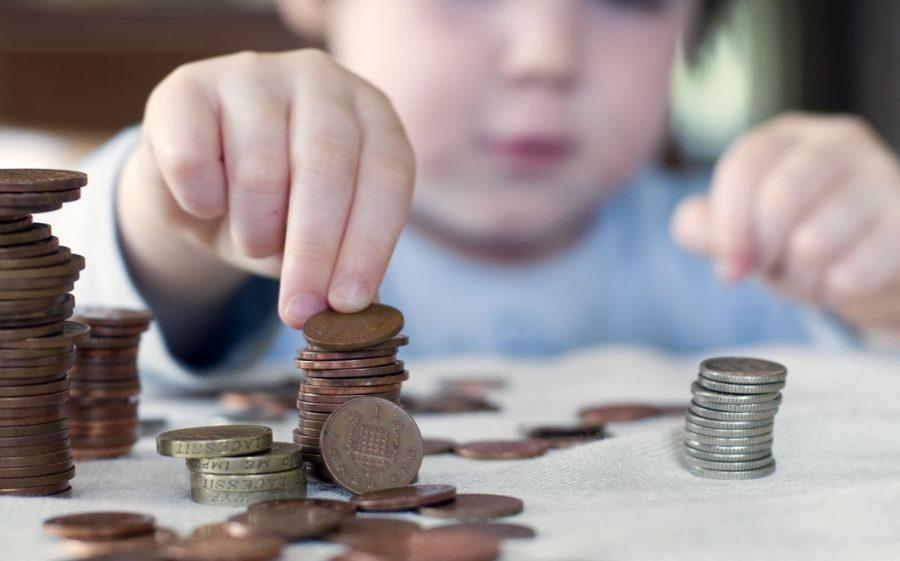 Социальный вклад Сбербанка для детей
