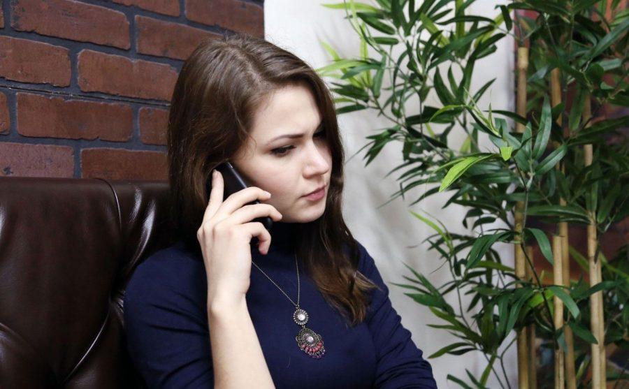 Узнать где трудится звонящая личность