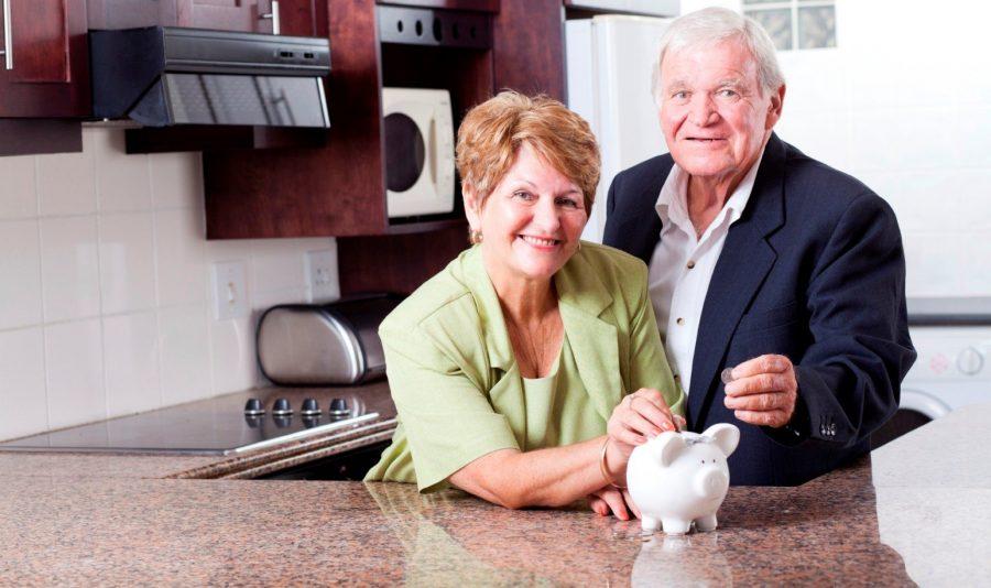 Пенсионеры могут оформить вклады