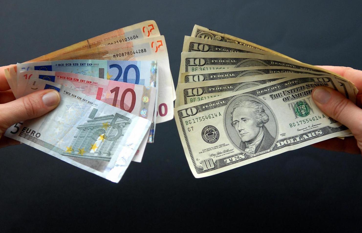 Могут размещаться разные валюты