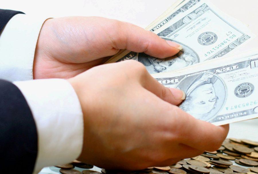Размер долларового счета