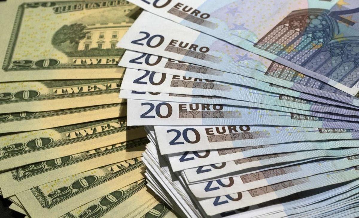 Совершение валютных операций