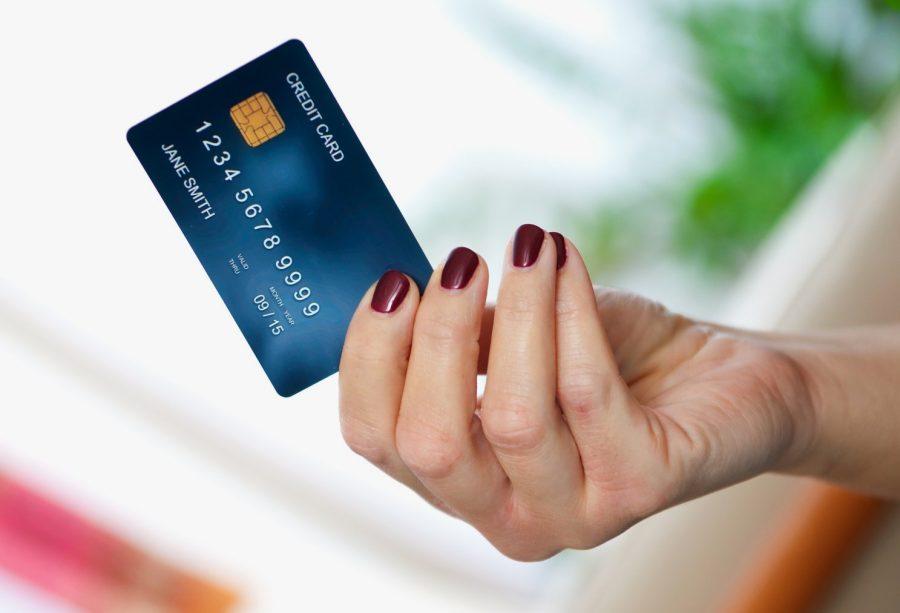 Платеж по кредитной карте