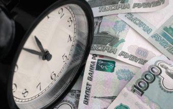 Просрочка по кредиту в Сбербанке России