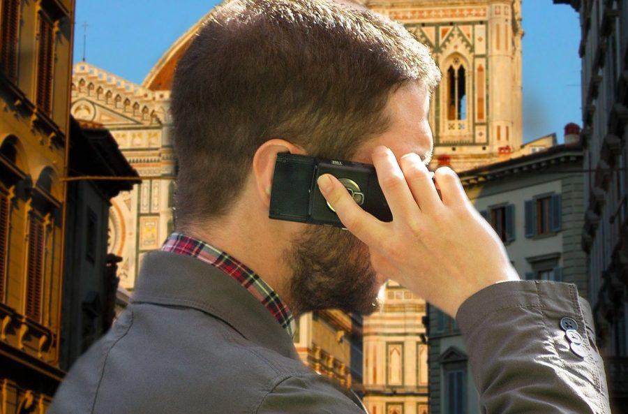 Звонящий гражданин владелец карточки
