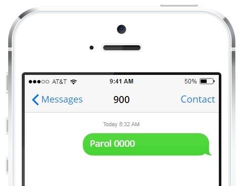 сообщение parol0000